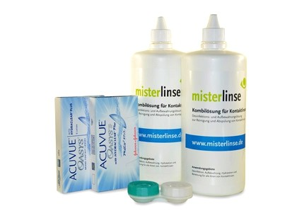 ACUVUE OASYS Mister Linse Sparset